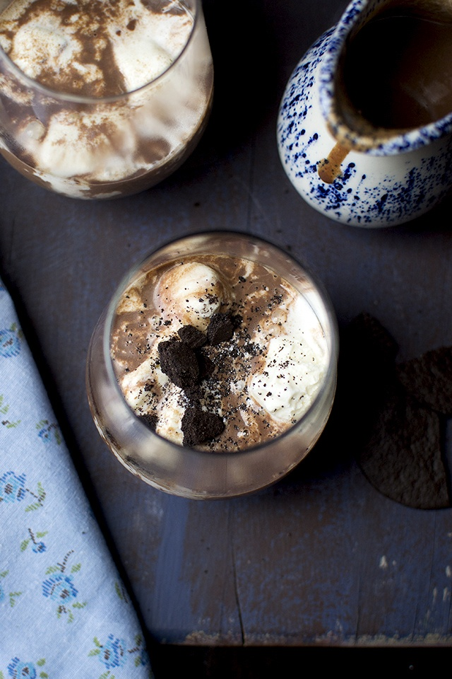 Chocolate Affogato Recipe | HeyFood — heyfoodapp.com