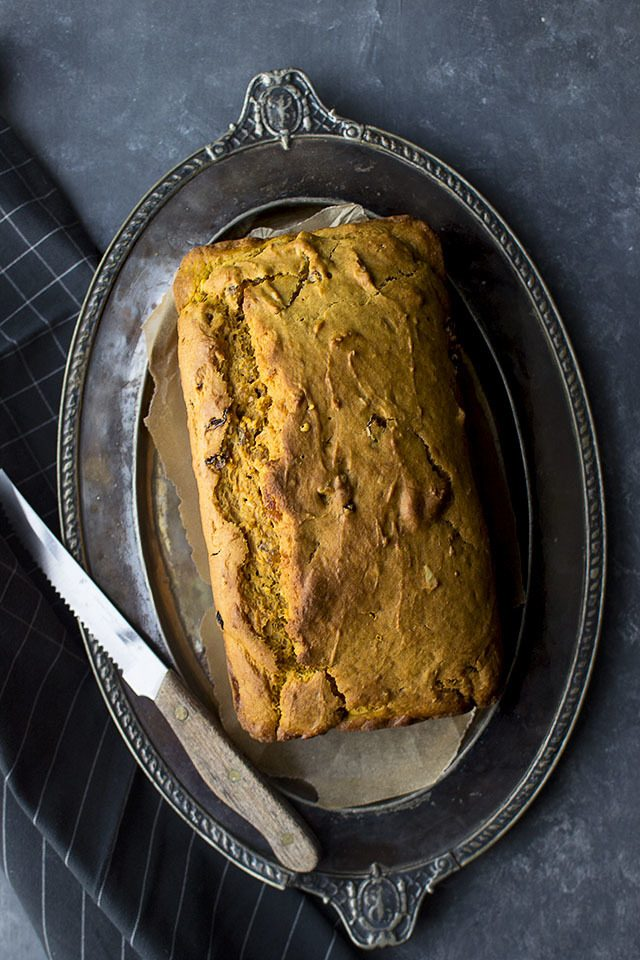 Sourdough Pumpkin Bread Recipe | HeyFood — heyfoodapp.com