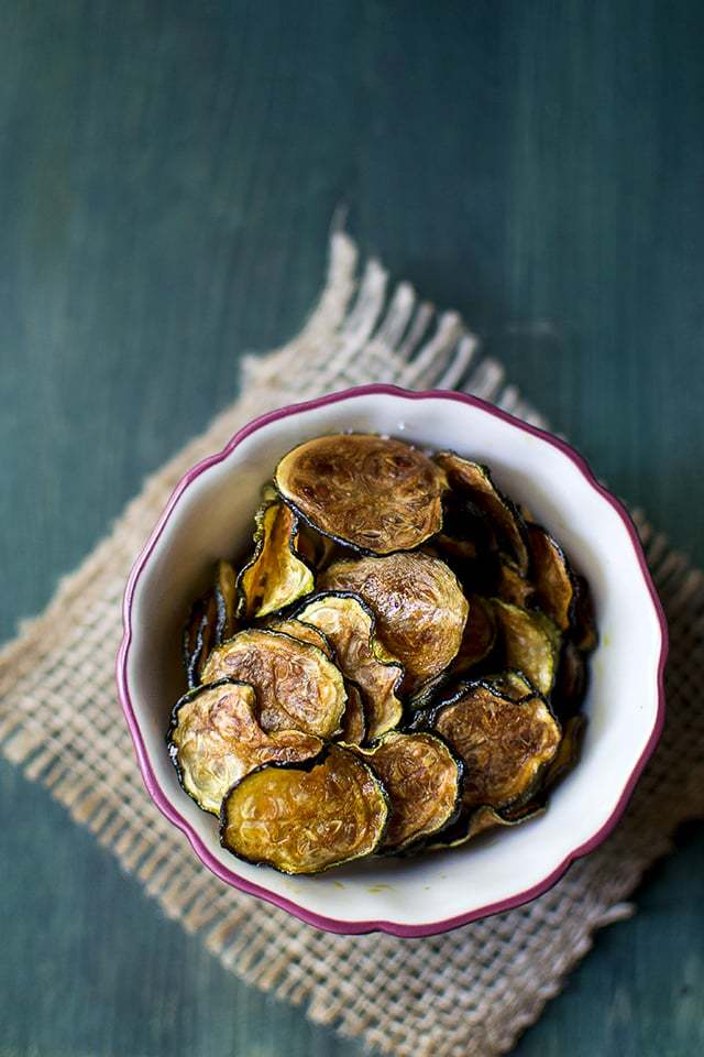 Zucchini Chips Recipe | HeyFood — heyfoodapp.com