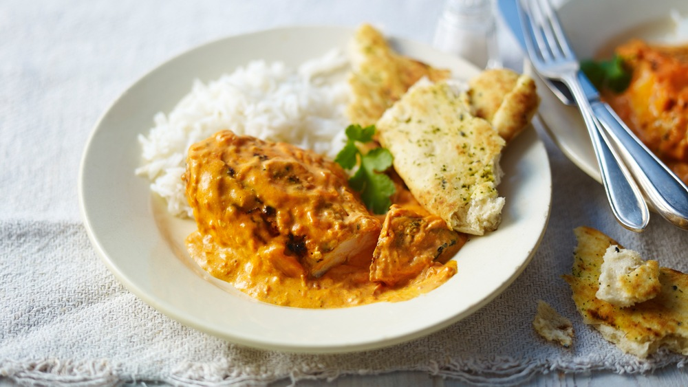 Butter chicken Recipe | HeyFood — heyfoodapp.com