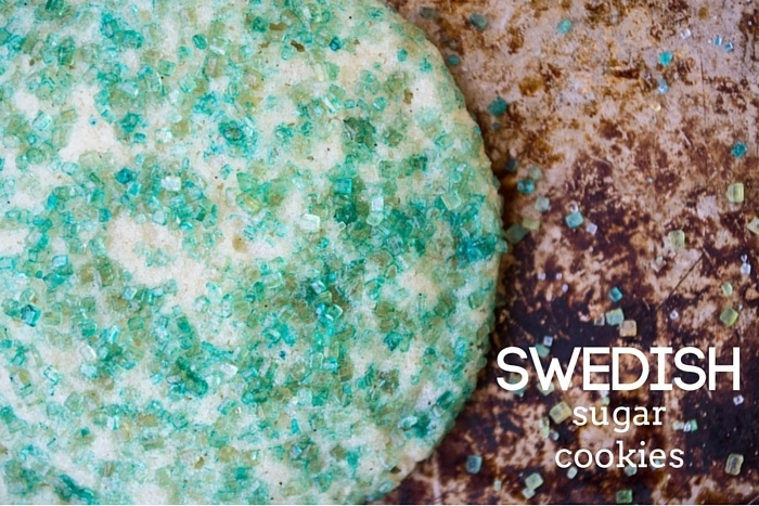 Reader's Recipes: Swedish Sugar Cookies Recipe | HeyFood — heyfoodapp.com