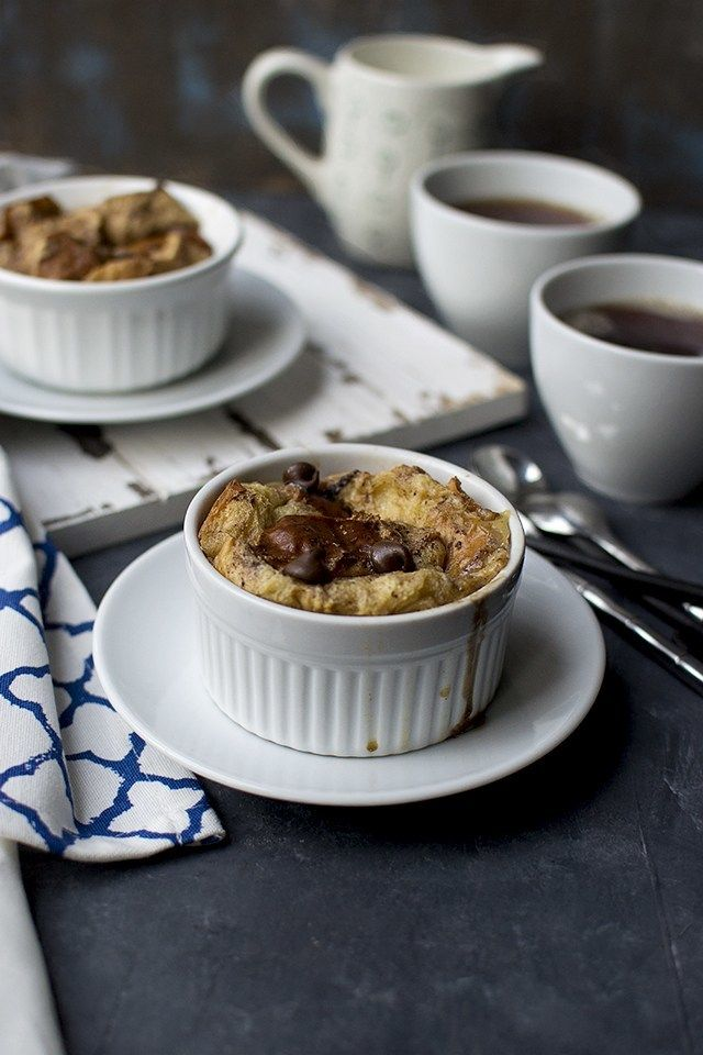 Bread Pudding using Challah Bread Recipe | HeyFood — heyfoodapp.com