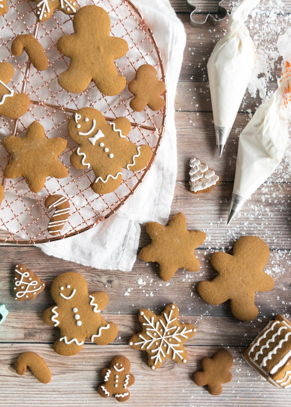 The Best Gingerbread Cookies Recipe | HeyFood — heyfoodapp.com