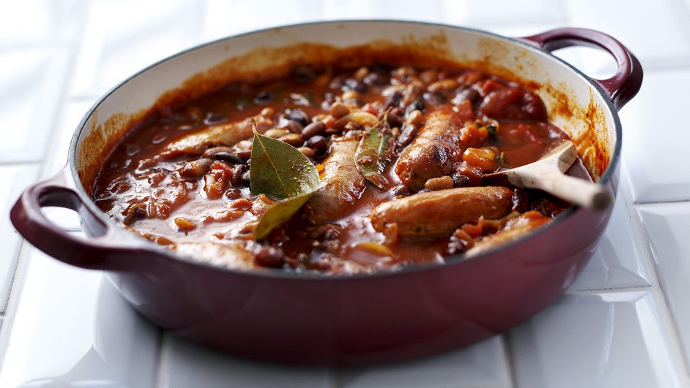 Great sausage casserole Recipe | HeyFood — heyfoodapp.com
