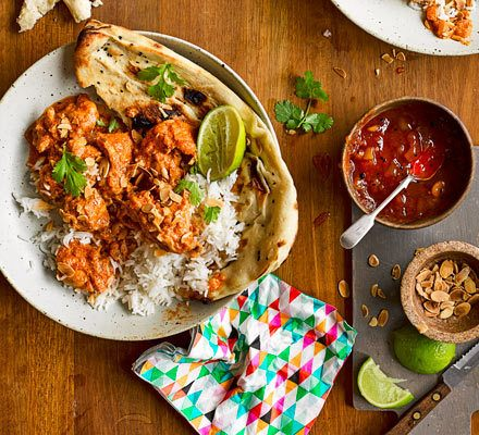 Easy butter chicken Recipe | HeyFood — heyfoodapp.com