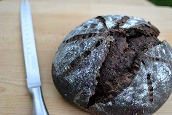 Sourdough Chocolate Bread Recipe | HeyFood — heyfoodapp.com