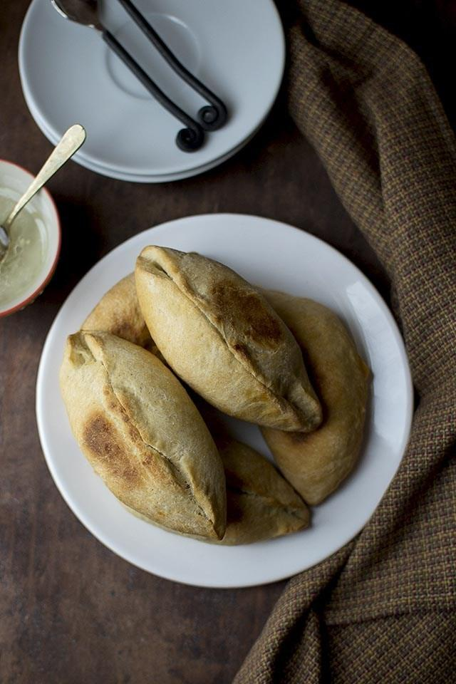Potato Pirozhki Recipe | HeyFood — heyfoodapp.com