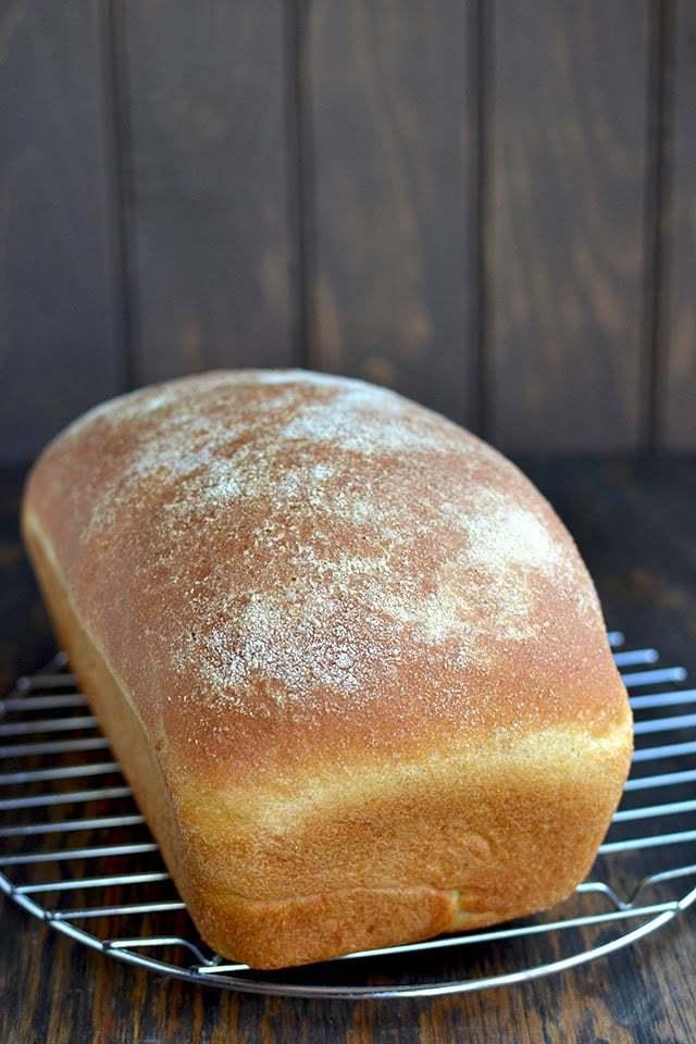 Semolina Wholewheat Bread Recipe | HeyFood — heyfoodapp.com