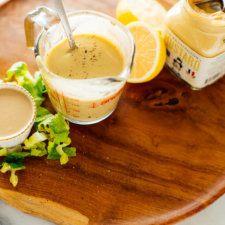 Creamy Tahini Dressing Recipe | HeyFood — heyfoodapp.com