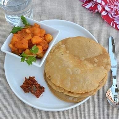 Bedmi Poori Recipe | HeyFood — heyfoodapp.com