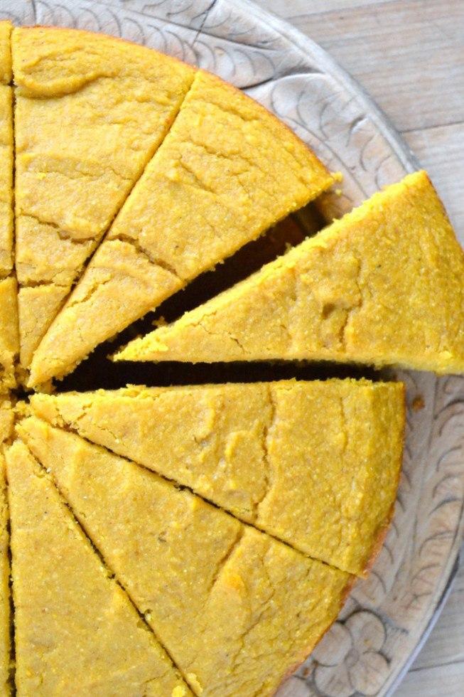 Pumpkin Cornbread Recipe | HeyFood — heyfoodapp.com