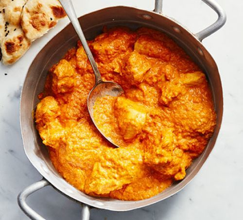 Slow Cooker Chicken Korma Recipe | HeyFood — heyfoodapp.com