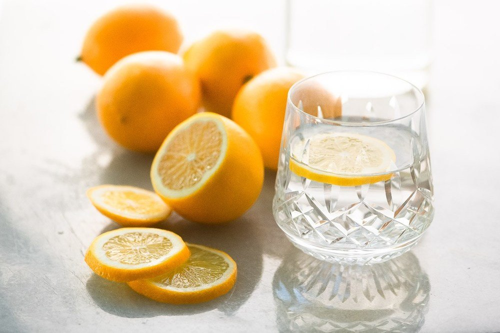 Morning Lemon Water for a Week Recipe | HeyFood — heyfoodapp.com