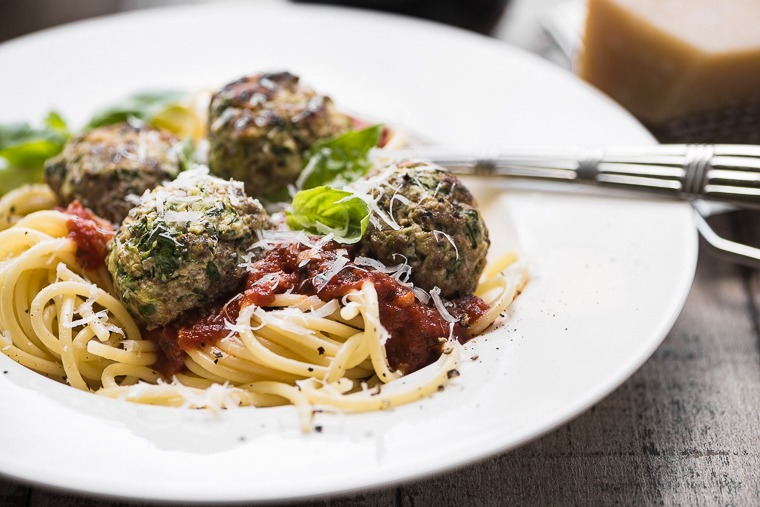 Zucchini Beef Meatballs Recipe | HeyFood — heyfoodapp.com