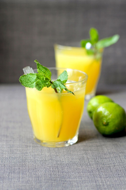 Pineapple Fizz Mocktail Recipe | HeyFood — heyfoodapp.com