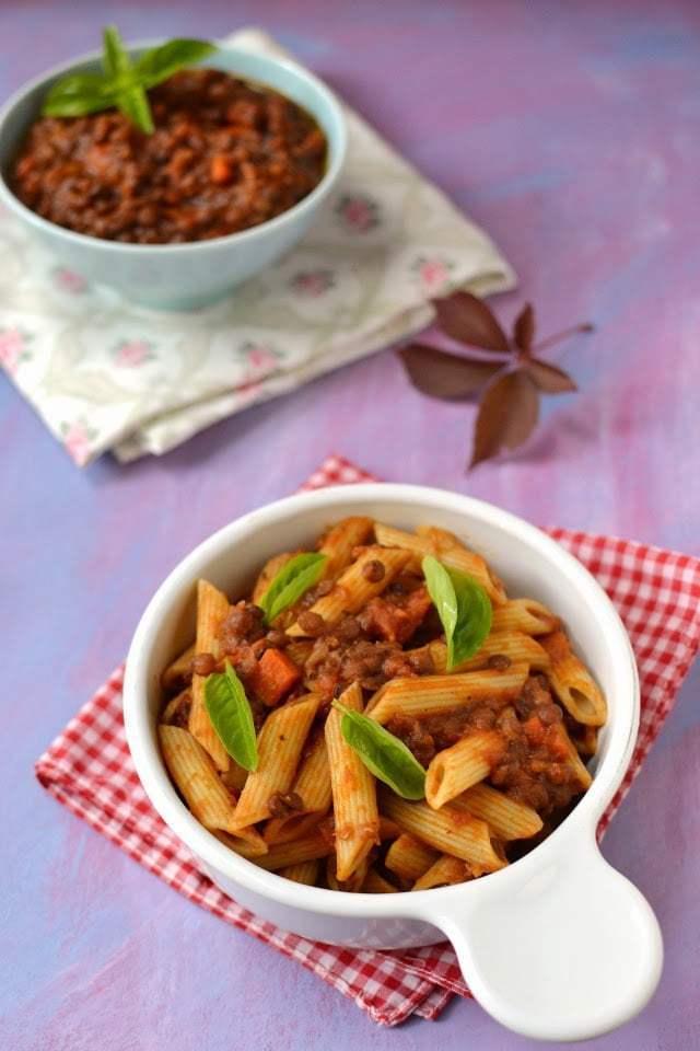 Lentil Bolognese Recipe | HeyFood — heyfoodapp.com