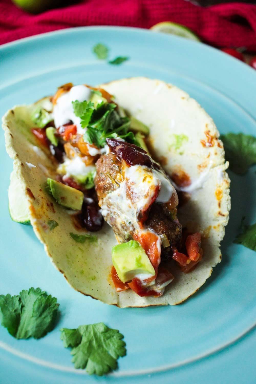 Lamb Kofta Tacos Recipe | HeyFood — heyfoodapp.com