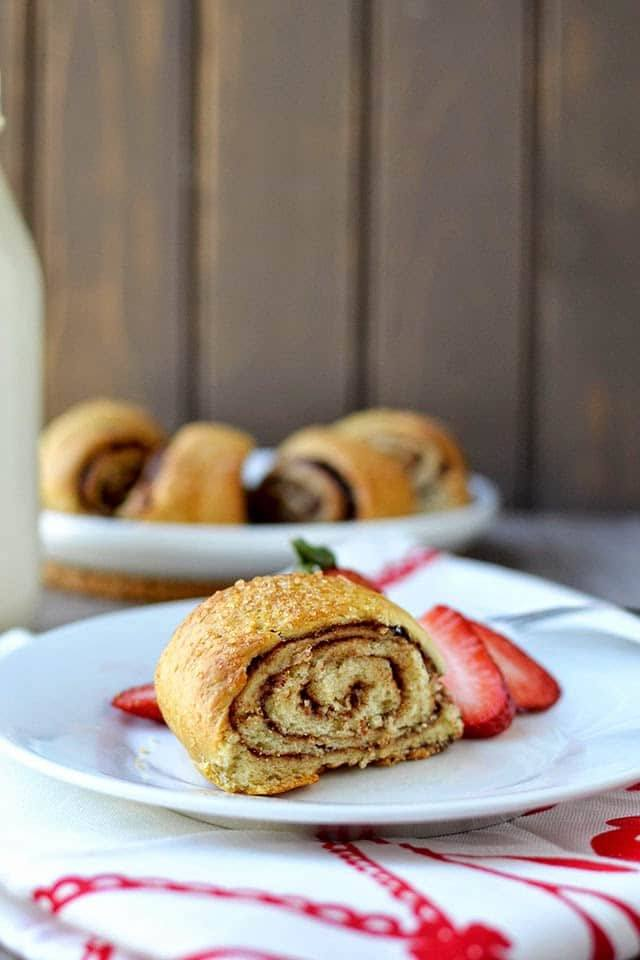 Nutella Swirl Bread Recipe | HeyFood — heyfoodapp.com