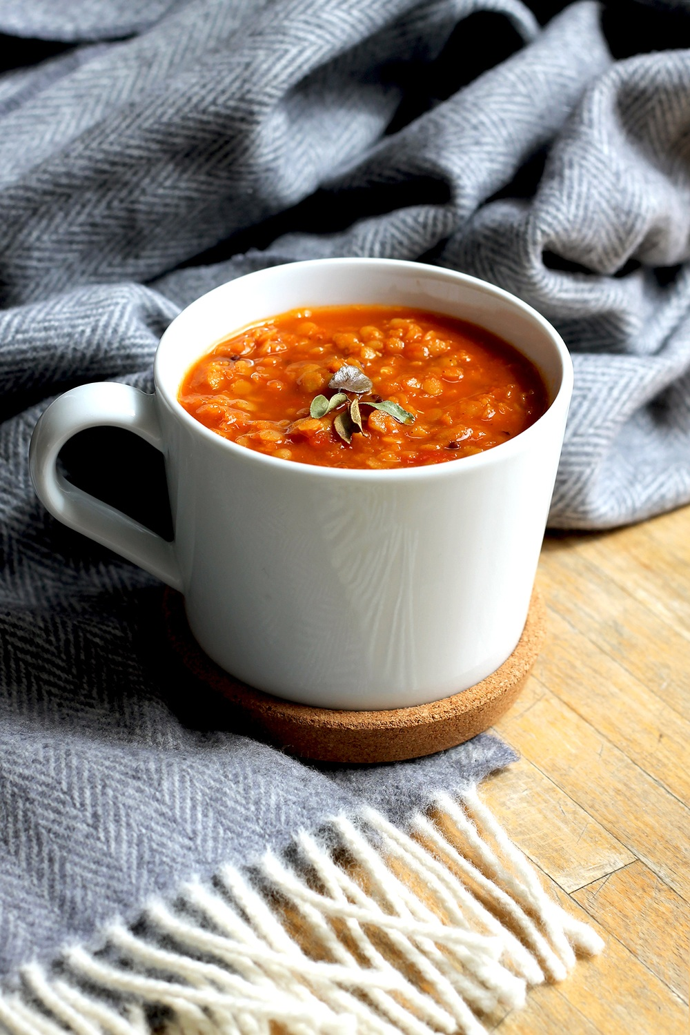 Indian Spiced Lentil Soup Recipe | HeyFood — heyfoodapp.com