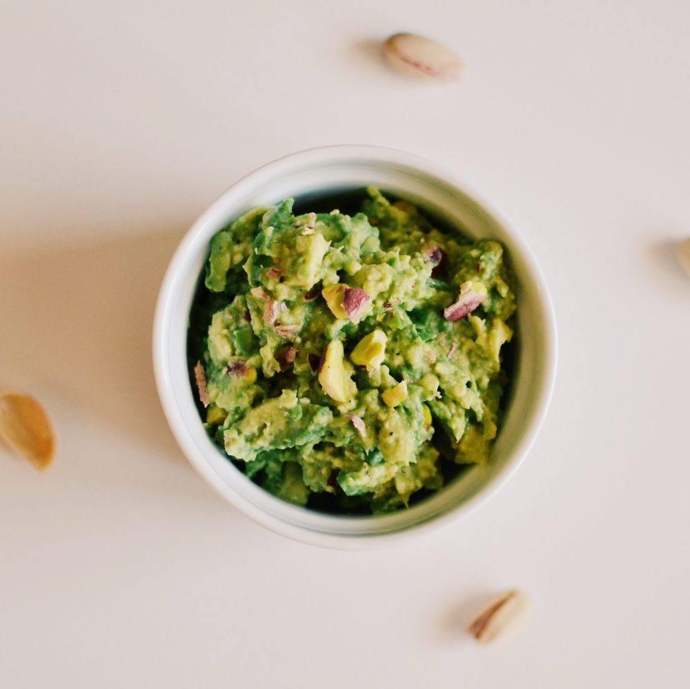 Pistachio guacamole Recipe | HeyFood — heyfoodapp.com