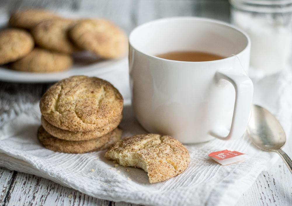 Vanilla Chai Snickerdoodles Recipe | HeyFood — heyfoodapp.com