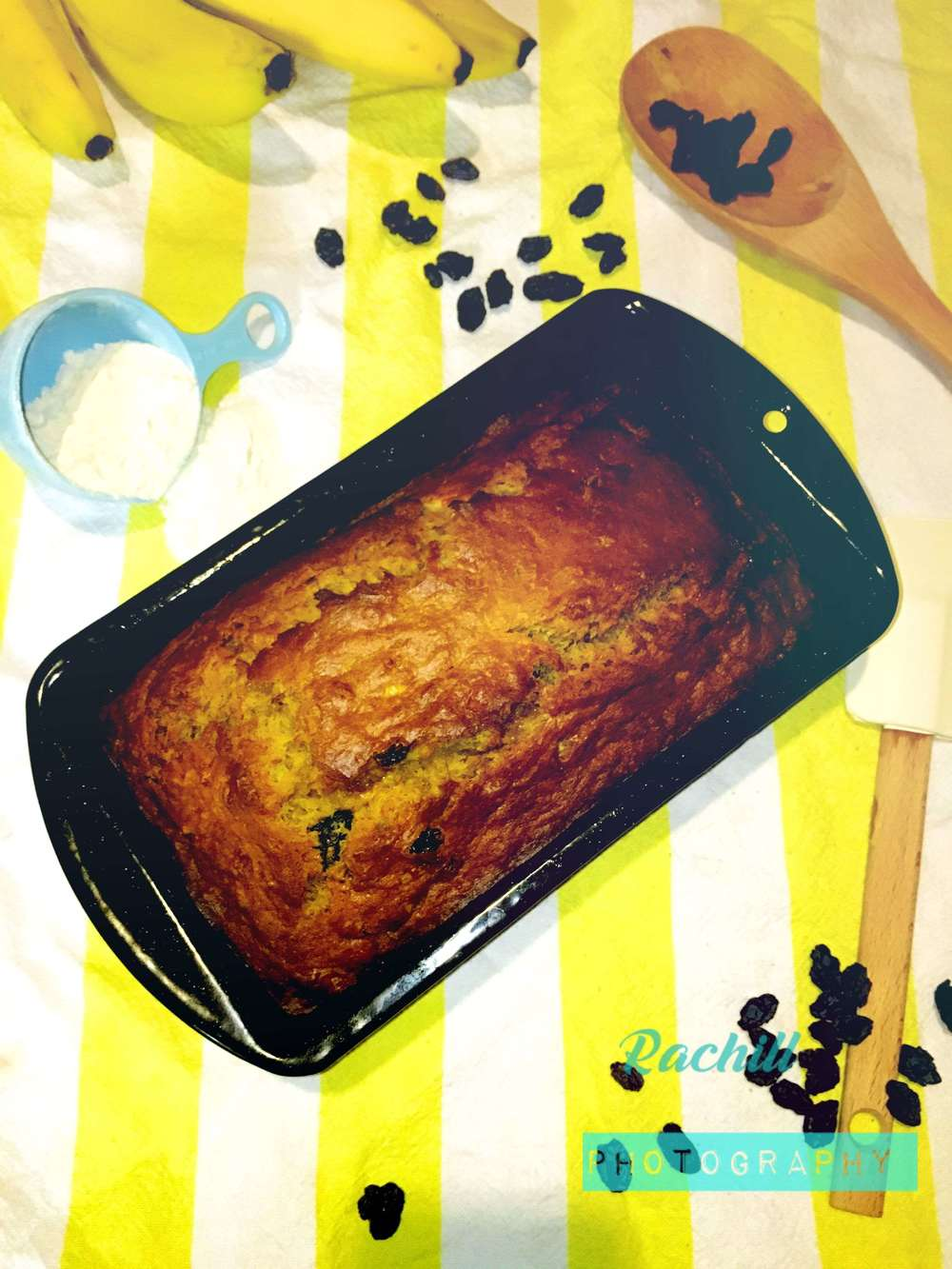 Very Banana Banana Bread Recipe | HeyFood — heyfoodapp.com