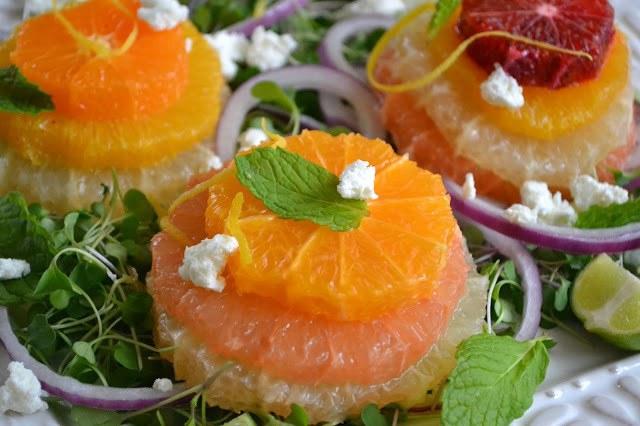Sicilian Citrus Salad Recipe | HeyFood — heyfoodapp.com