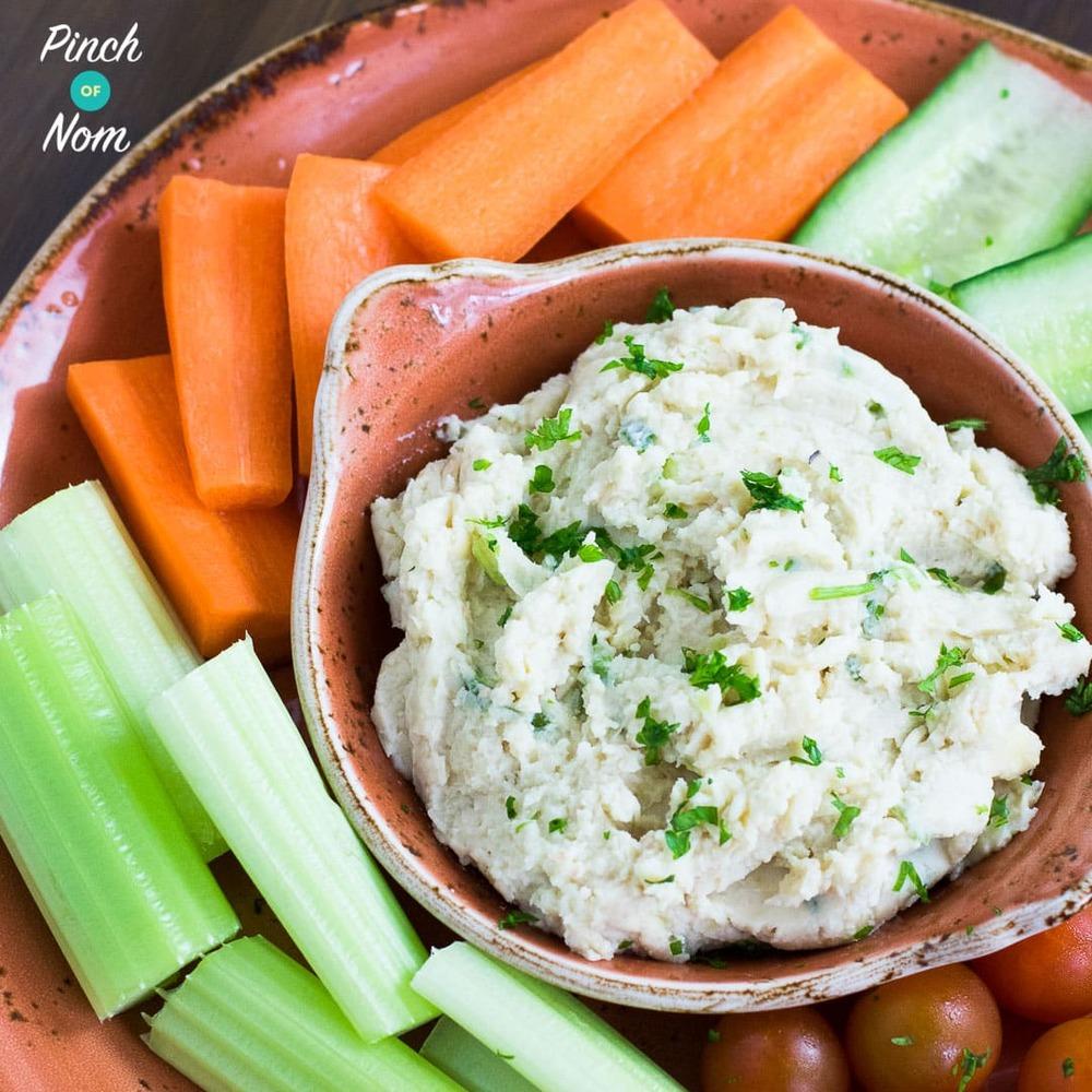 Hummus | Slimming & Weight Watchers Friendly Recipe | HeyFood — heyfoodapp.com