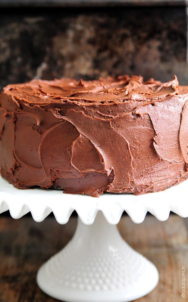 Perfect Chocolate Buttercream Frosting Recipe | HeyFood — heyfoodapp.com