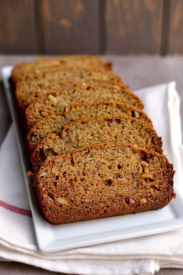 Wholewheat Banana Bread Recipe | HeyFood — heyfoodapp.com