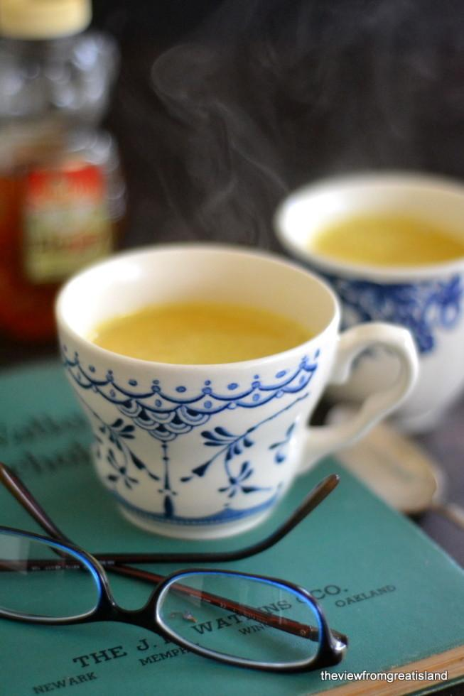 Turmeric Tea Recipe | HeyFood — heyfoodapp.com