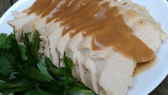 Slow Cooker Turkey Breast Recipe | HeyFood — heyfoodapp.com