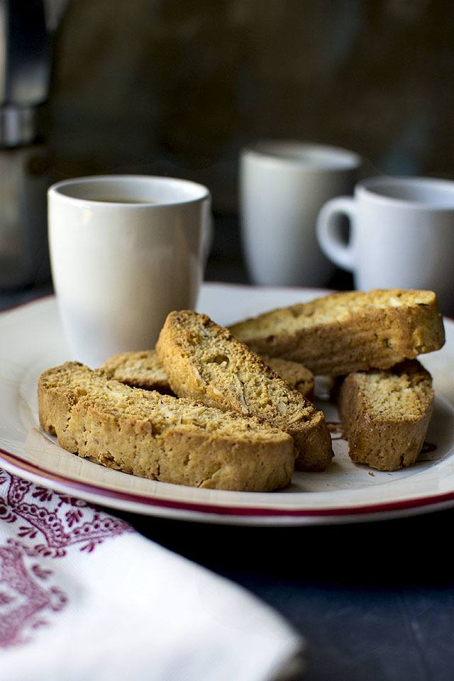 Mini Almond Biscotti Recipe | HeyFood — heyfoodapp.com