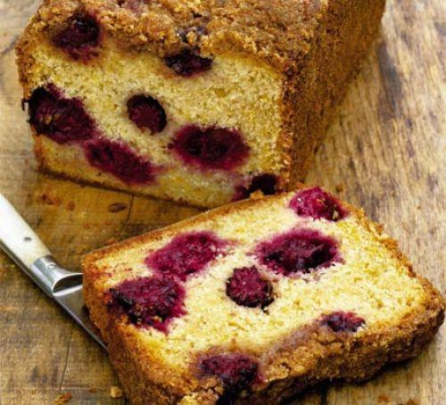 Blackberry & Apple Loaf Recipe   HeyFood — heyfoodapp.com