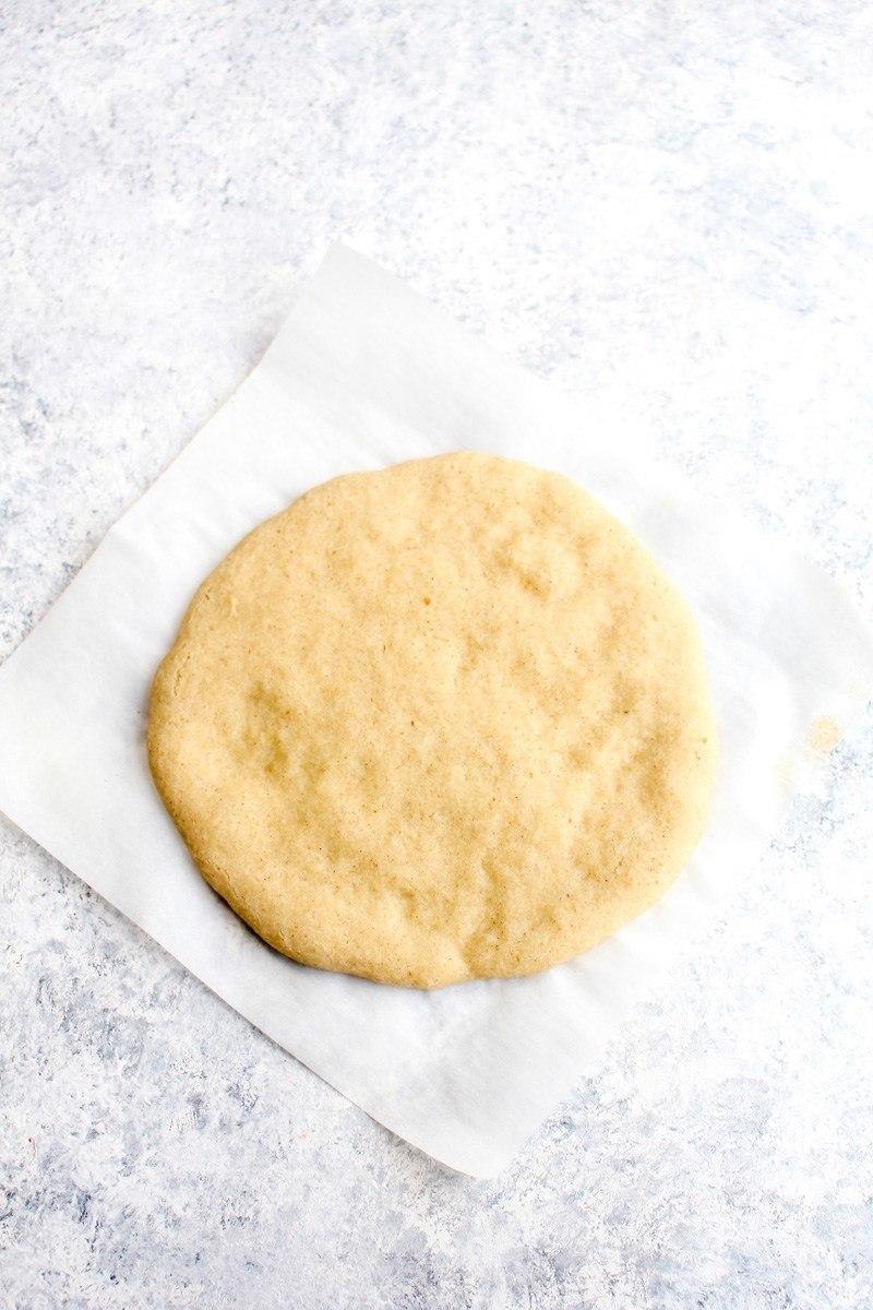 Plant Basics: Gluten Free Pizza Crust Recipe | HeyFood — heyfoodapp.com