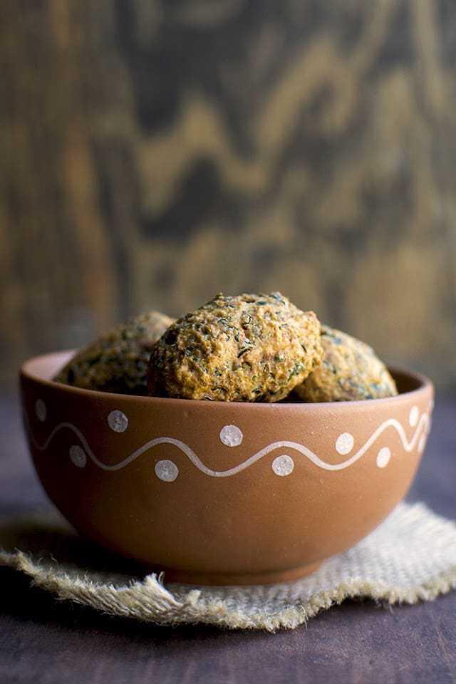 Methi Muthiya Recipe | HeyFood — heyfoodapp.com