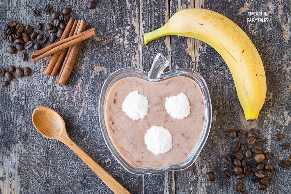 Mocha Coconut Smoothie Recipe | HeyFood — heyfoodapp.com