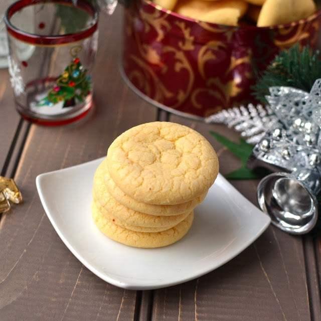 Custard Cookies Recipe | HeyFood — heyfoodapp.com
