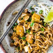 The Best 15 Minute Pad Thai Recipe | HeyFood — heyfoodapp.com