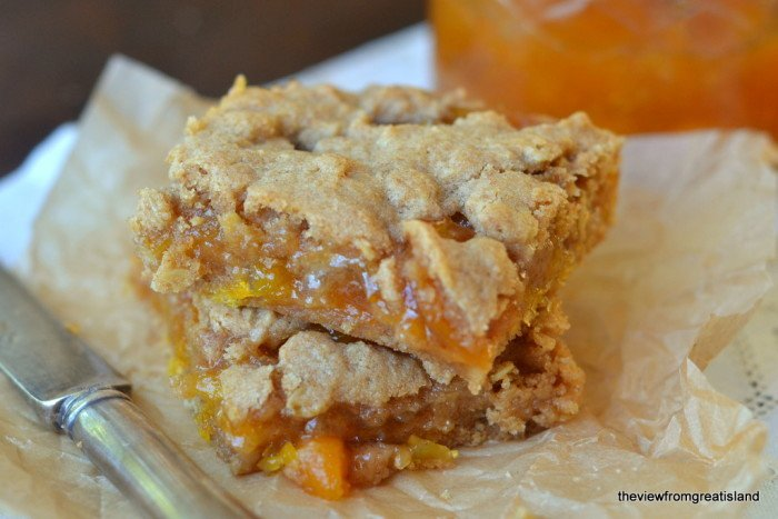 Marmalade Bars Recipe | HeyFood — heyfoodapp.com