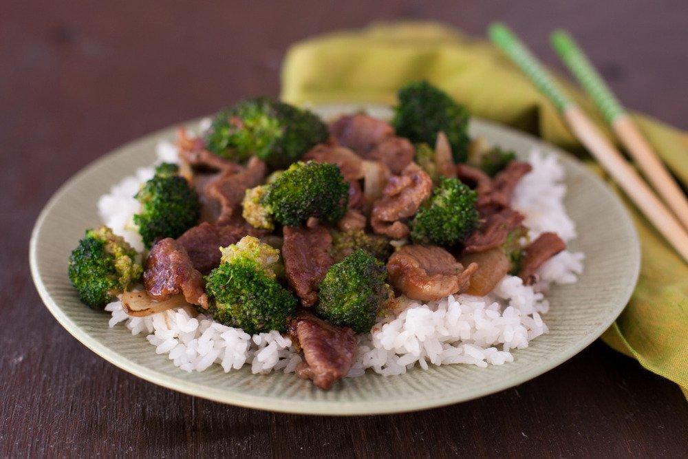 The Best Easy Beef and Broccoli Stir-Fry Recipe | HeyFood — heyfoodapp.com