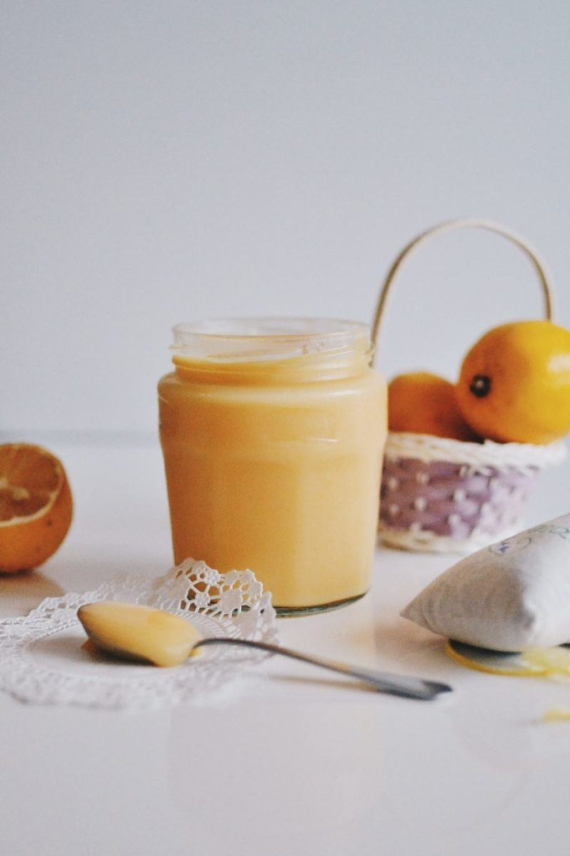 Lemon curd Recipe | HeyFood — heyfoodapp.com