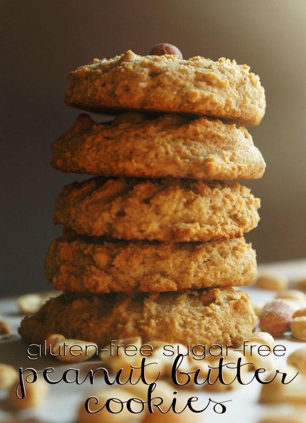 Gluten Free Sugar Free Peanut Butter Cookies Recipe | HeyFood — heyfoodapp.com