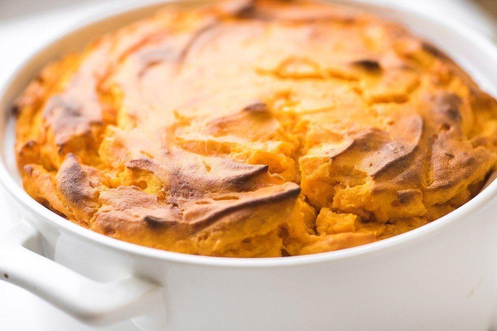 Carrot Soufflé Recipe | HeyFood — heyfoodapp.com