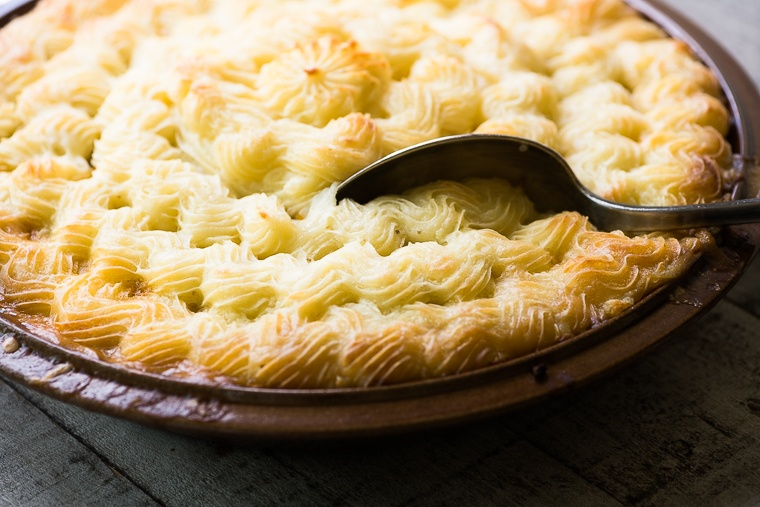 The Best Cottage Pie Recipe | HeyFood — heyfoodapp.com