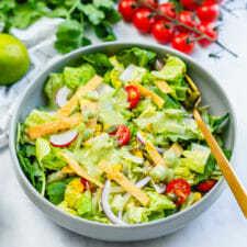 Easy Mexican Salad Recipe | HeyFood — heyfoodapp.com