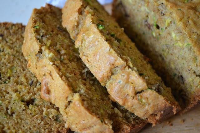 Classic Zucchini Bread Recipe | HeyFood — heyfoodapp.com