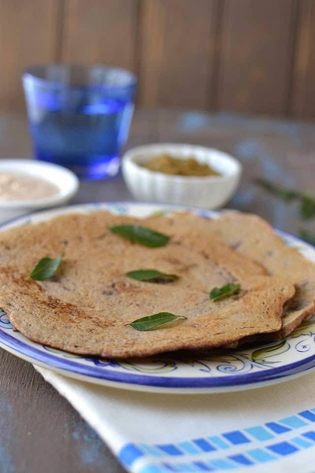 Ragi Adai Recipe | HeyFood — heyfoodapp.com
