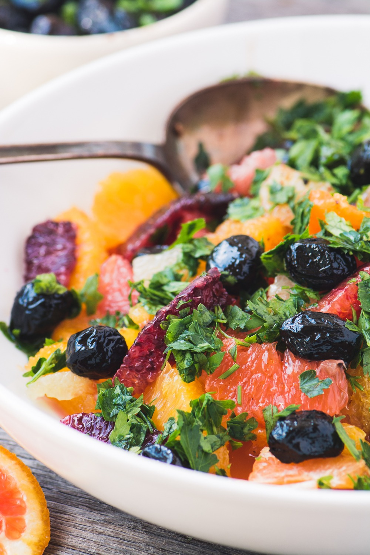 Spicy Mixed Citrus Salad Recipe | HeyFood — heyfoodapp.com