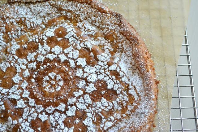 Flourless Vanilla Bean Cake Recipe | HeyFood — heyfoodapp.com